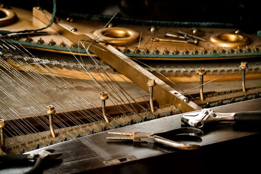 בדיקת פסנתר