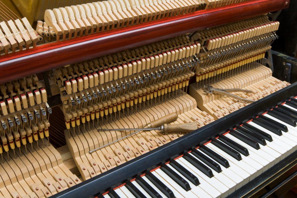 תיקון פסנתרים ירושלים